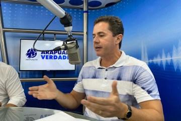 729ad88f 9388 4d60 b6c0 00f72bb650d8 - Veneziano detona 'quadrilha de secretários' presos na gestão Romero Rodrigues - VEJA VÍDEO