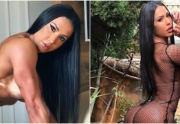 Gracyanne Barbosa causa na web após foto nua ser divulgada