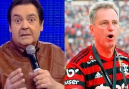 No Domingão do Faustão: Globo exibe direito de resposta do Flamengo após críticas do apresentador contra o time – VEJA VÍDEOS