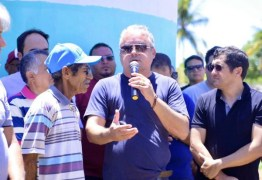 ALHANDRA: Prefeito Renato Mendes inaugura sistema de abastecimento de água no Sítio Vieira, em Mata Redonda; VEJA VÍDEO