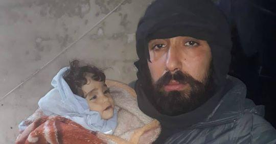 87875373 209194193798483 8336257489737613312 n - CONFLITO NA SÍRIA: Crianças morrem congeladas enquanto os ataques provocam o maior êxodo da guerra