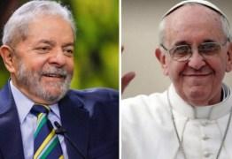 COMBATE À MISÉRIA: Em encontro com papa Francisco, Lula quer debater redução da fome e desigualdade