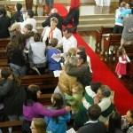 9ff6d abrac387o - SEM ABRAÇO DA PAZ: Arquidiocese da Paraíba recomenda que fiéis evitem contato durante missa após chegada do coronavírus