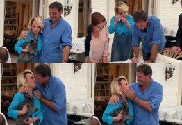 NOVO AMOR: Ana Maria Braga se casa com Johnny Lucet em cerimônia íntima