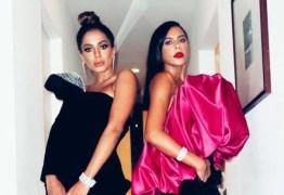 Anitta passa por apuro fashion com look de R$ 37 mil