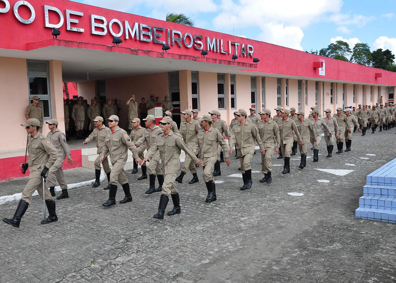 CBMPB2 - Corpo de Bombeiros divulga lista de classificados para o CFO 2020