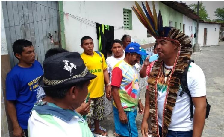 Capturar 27 - MPF decide que PMJP e tribos indígenas devem adotar medidas de proteção aos venezuelanos refugiados na Paraíba