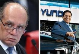 LAVA JATO: Ministro Gilmar Mendes anula busca e apreensão feito pela PF na casa de empresário paraibano