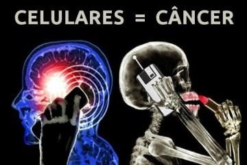 Celular e Cancer - Uso de celulares e o câncer têm ligação, segundo estudo