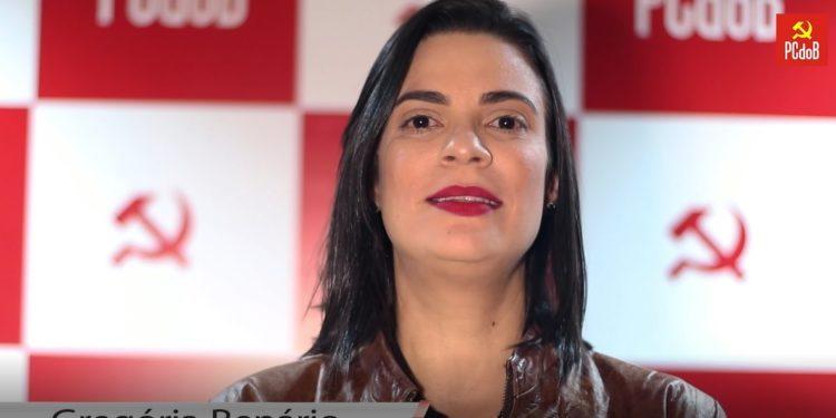 GREGORIA 750x375 - PCdoB mira prefeitura de João Pessoa e já tem quatro nomes que podem encabeçar disputa majoritária na Capital