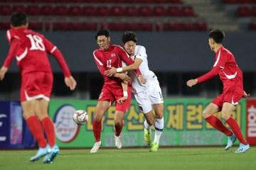 Jogo KORNKR KoreaFootballAssociation AFP 1 - Coronavírus: Fifa muda jogos da China nas Eliminatórias da Copa