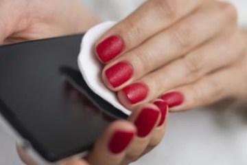 LIMPEZA CELULAR - EM TEMPOS DE CORONAVÍRUS: Saiba como limpar seu celular corretamente sem estragá-lo