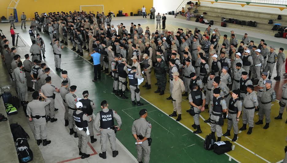 Polícia Militar da PB Foto Divulgação - Audiência de conciliação entre Governo e Forças de Segurança da PB continuará na próxima sexta-feira (6)
