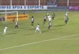 Copa do Brasil: Botafogo-PB consegue classificação após jogo contra o Atlético-BA