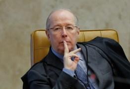Celso de Mello afirma que conclamação para ato demonstra que Bolsonaro não seria digno da presidência