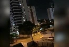 AMEAÇAS NO SÃO JOSÉ: Criminosos colocam terror durante a noite e assustam moradores – VEJA VÍDEO