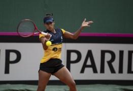 Brasil inicia preparação para enfrentar a Alemanha pela Fed Cup