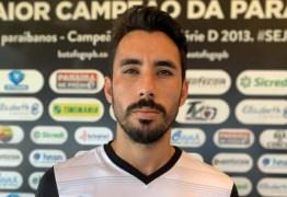 Pedido por Piza, atacante é emprestado pelo Botafogo-PB para a Penapolense-SP