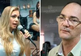 Coriolano ameaçou Pâmela Bório: 'Se fosse minha esposa já teria dado um tiro na sua cabeça' – VEJA VÍDEO