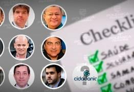 ELEIÇÕES 2020: em busca de consolidação, pré-candidatos apresentam propostas e aprofundam discussões para disputar PMJP