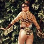 anitta - Em carnaval politizado, Anitta chama atenção com fantasia de abelha - VEJA VÍDEO