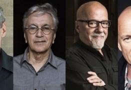 Sting, Caetano, Chico e Paulo Coelho assinam artigo contra Bolsonaro em jornal inglês