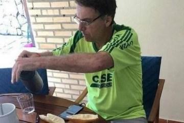 CENÁRIO PARA GANHAR VOTOS: Mesas de café da manhã de Bolsonaro eram fakes