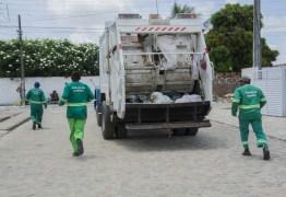 Emlur altera dia e horário da coleta de lixo de bairros em João Pessoa