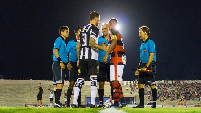 campinense x botafogo pb samy oliveira campinense 19.02.20 03 - CAMPEONATO PARAIBANO: Botafogo-PB vence o Campinense em clássico emocionante