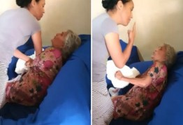 Cantora gospel é filmada agredindo sogra de 73 anos