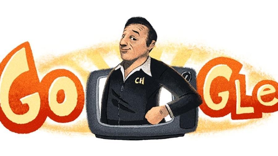HOMENAGEM: Google lembra aniversário de Roberto Bolaños, o Chaves
