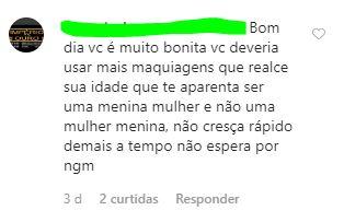 eduarda 06 - A GAROTINHA CRESCEU: Seguidores se chocam com roupas sensuais de Eduarda Brasil, campeã do The Voice Kids