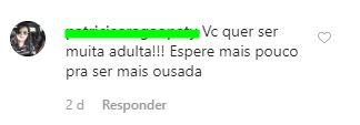 eduarda 09 - A GAROTINHA CRESCEU: Seguidores se chocam com roupas sensuais de Eduarda Brasil, campeã do The Voice Kids