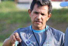 NO COMANDO: Eudes Pedro é o novo técnico da Perilima