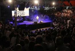Inscrições para o 3º Festival de Música da Paraíba começam nesta quinta-feira