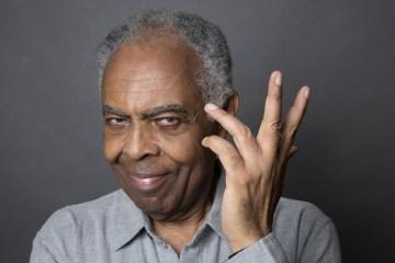 """gil 8 - Gilberto Gil diz que """"Deus é uma invenção do homem"""" e revolta internautas"""