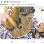 """image 249 - BBB20: Mari e Fly viram meme por fazer """"velório"""" no quarto céu"""