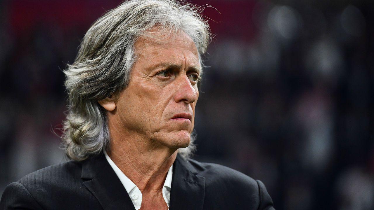 img 4 - Jorge Jesus comemora títulos no Flamengo, relação com elenco e mira Mundial