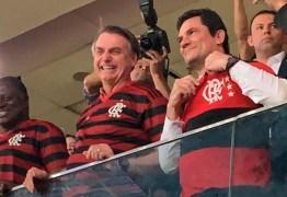 'FORA BOLSONARO': presidente é xingado em jogo do Flamengo, no Mané Garrincha