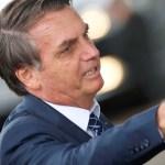 naom 5e3347531c58f - 'Democracia nunca esteve tão forte', diz Bolsonaro