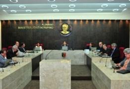 TCE-PB se posiciona após afastamento dos conselheiros Nominando Diniz e Arthur Cunha Lima envolvidos na Cálvario