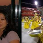 professora ufpb - Escola de Samba campeã do Rio se baseou em tese de doutorado de professora da UFPB