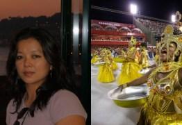 Escola de Samba campeã do Rio se baseou em tese de doutorado de professora da UFPB