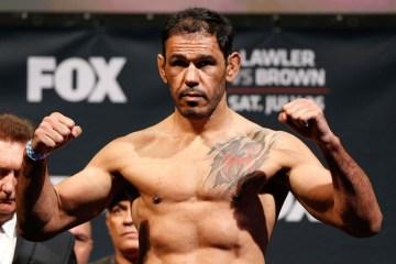 UFC: Rogério 'Minotouro' fará despedida do MMA em São Paulo