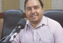 Rudney Araújo, é afastado da Rádio Cultura FM de Guarabira, após desentendimento com João Rafael