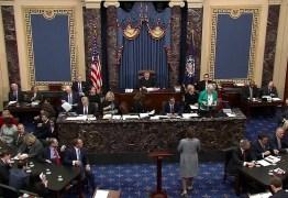Senado absolve Trump em julgamento de impeachment