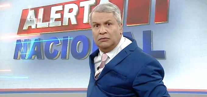 sikera junior alerta nacional redetv surto reproducao free big fixed large - 'ACABOU ESSA MERDA': Sikêra Júnior tem surto ao vivo e pode ser suspenso da Rede TV - VEJA VÍDEO