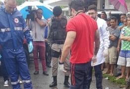 Homem é assassinado a tiros no Centro de João Pessoa