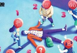EFEITO ESPECTADOR: Como nós reagimos diante de um crime?
