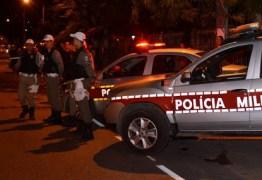 Presos suspeitos de participarem de tiroteio em João Pessoa